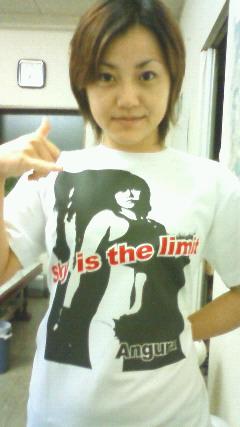初Tシャツ(//<br />  ∀//)♪♪♪